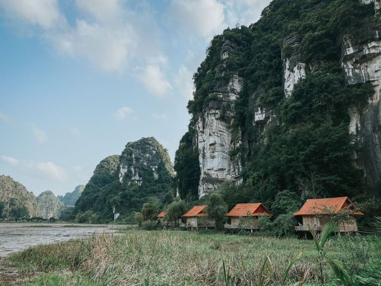 Lotus Field Homestay Private Villas